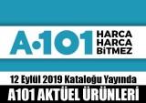 12 Eylül 2019 A101 Aktüel Ürünler