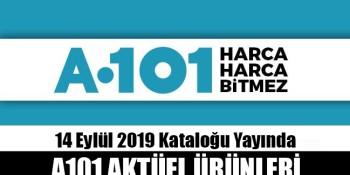 14 Eylül 2019 A101 Aktüel Ürünler