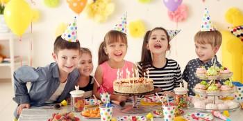 Çocuğunuzun Doğum Günü İçin Parti Önerileri