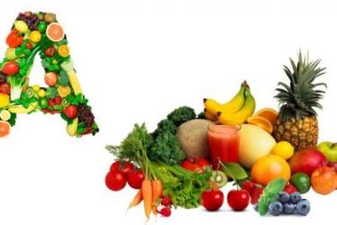 A Vitamini İçeren Yiyecekler!