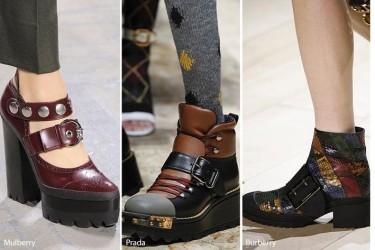 2020 Sonbahar-Kış Ayakkabı Trendleri
