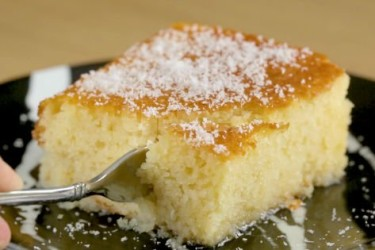 Revani tatlısı tarifi... Revani tatlısı nasıl yapılır?