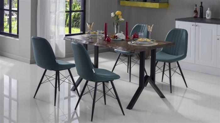 En Yeni Mutfak Masa ve Sandalye Modelleri
