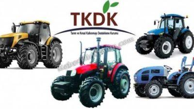Hibe İle Verilen Traktör Marka ve Modelleri 2020>