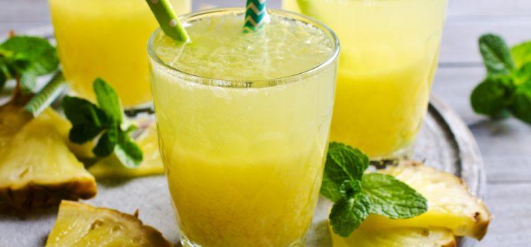 Düşük kalorili yaz içecekleri>