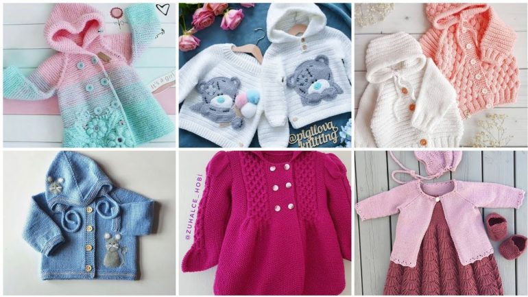 En Yeni Bebek Örgü Modelleri>